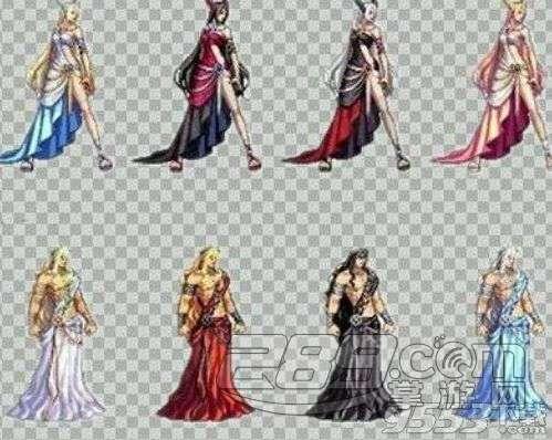 最新dnf私服,12怎么做一个只有剑魂才看得到的时装